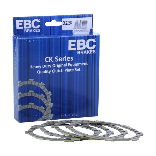 kupplungslamellen set ebc standard ck2238 kupplungen. Black Bedroom Furniture Sets. Home Design Ideas