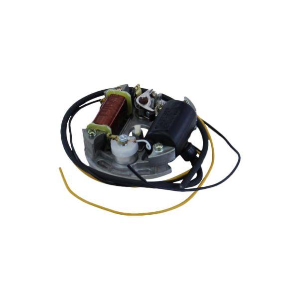 Lichtmaschine Ankerplatte Lima 6V 17W für Zündapp Bergsteiger ZD ZS ZE ZL ZX (716695)