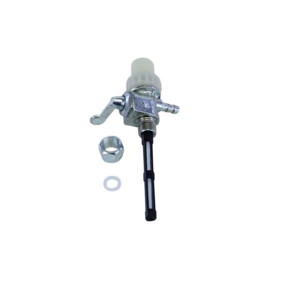 Benzinhahn Kraftstoffhahn M12x1 mit Abscheider für Zündapp (428-20.712)
