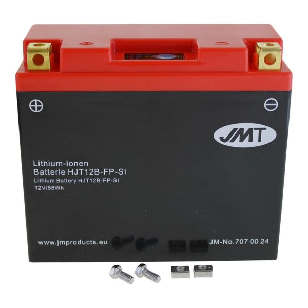 Batterie yamaha xvs1100 Drag Star//CLAS Bj 1999 SHIDO Lithium yt14b-bs