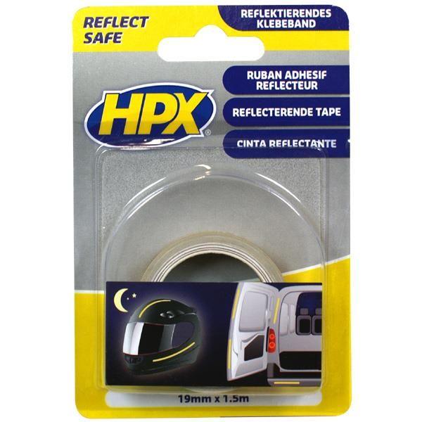 Presto HPX Reflektierband 19 mm x 1,5 m (PRZC11)