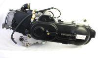 Citomerx Motor komplett 10 Zoll QMB 4 Takt China Roller mit SLS, für Baotian, Rex RS45...