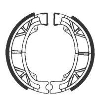 Bremsbacken für Trommelbremse EBC mit Federn Typ H303 (681036)