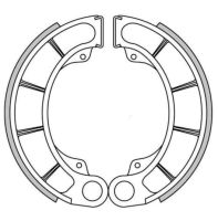Bremsbacken hinten Typ GF.1214 für Honda CB 500, GL 500, NV 400, VF, VLX, VT 600 C, VT 750 Shadow (801214)