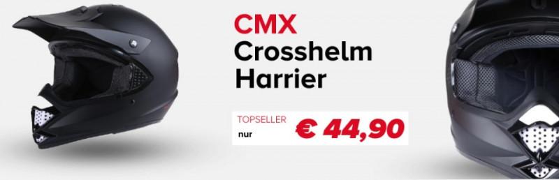 Motocrosshelm CMX Harrier für nur 44,90 € - Jetzt bestellen