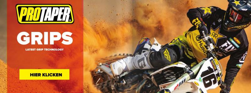 Motocross Gummihandgriffe