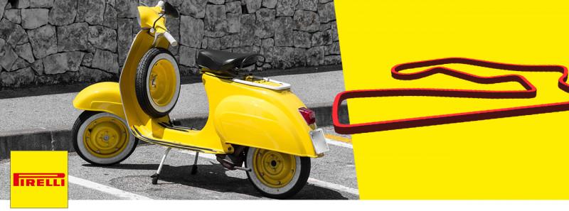 Pirelli Motorradreifen