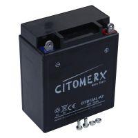Gel-Batterie CITB12AL-A2 12V/12AH für Roller Motorrad YB12AL-A2 DIN 51213 (160857)