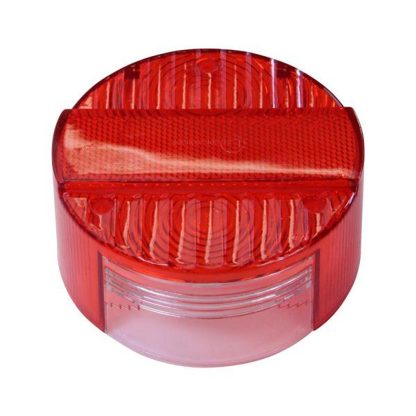 Rücklichtkappe für 120mm Rücklicht Simson S51 SR50 KR51und MZ ETZ TS 150 250 mit E-Prüfzeichen (164805)