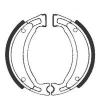 Bremsbacken für Trommelbremse EBC mit Federn Typ Y503 (681151)