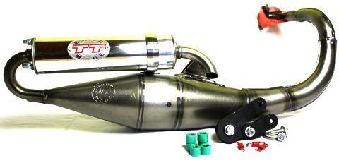 Schalldämpfer Silvertail (K02) (122897)